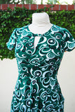The Esther Dress - Swirl
