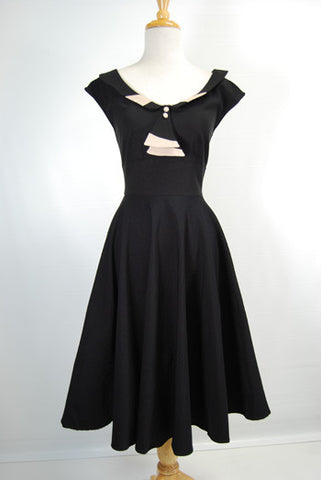 The Stop Staring Lavish Swing Dress