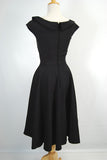 Stop Staring Lavish 1950's Swing Dress