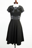 The Lucia 1950's Swing Dress