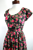 The Rose Garden Retro Dress