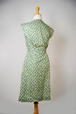 Sadie Green 1940's Vintage Reproduction Day Dress