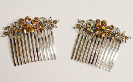 Vintage Reproduction Barrettes