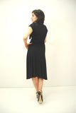 The Babylon Dress - Black