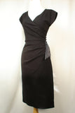 Stop Staring 1940's Vogue Couture Vintage Dress