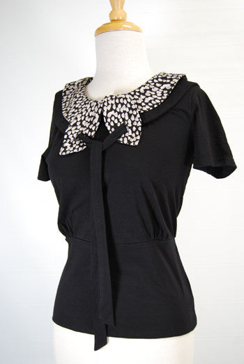 Milan Secretary Blouse