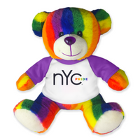 NYC Pride Teddy Bear