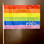NYC Pride Flag