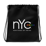 NYC Pride Drawstring bag