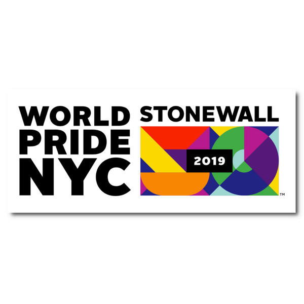WorldPride NYC Stonewall 50 2019 Magnet