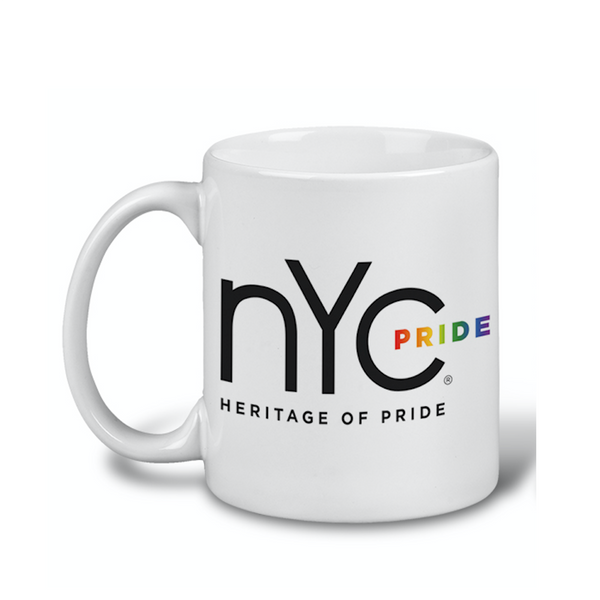 NYC Pride Coffee Mug