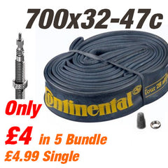 Continental Touring 700x32-47c 42mm Presta Valve Inner Tube
