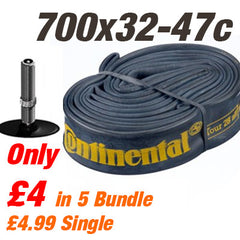 Continental Touring 700x32-47c Car Valve Inner Tube