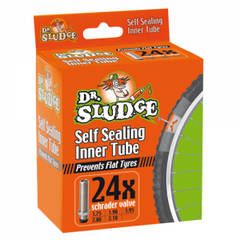 Self Sealing Dr Sludge Inner Tube 24""