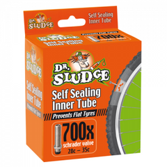 Self Sealing Dr Sludge 700x28c inner tube