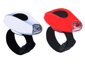 GLO Velcro Blinkers LED Lightset with Batteries