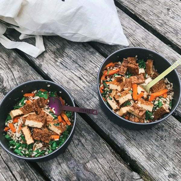 Camp Cuisine - Meal Inspo For The Trail