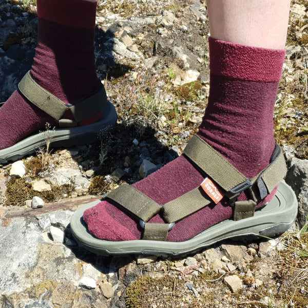 Highlands Sandals Review by Kirstin Simpson