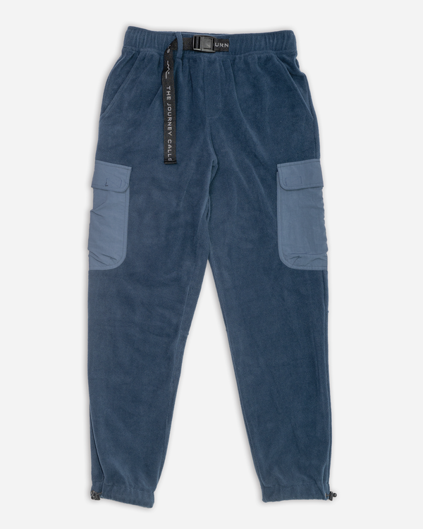 Camp Fleece Pants Ocean Blue