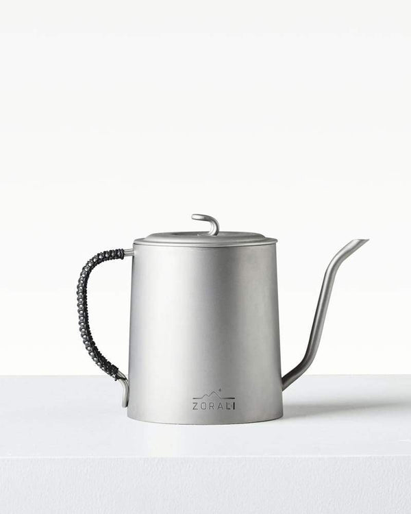 Camp Pour Over Kettle Coffee & Cookware Zorali