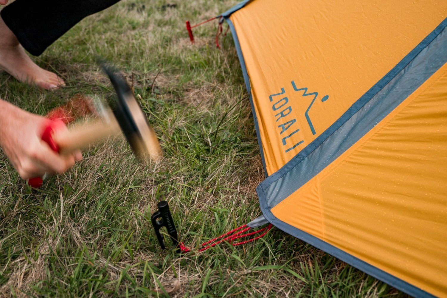 Copper Head Camp Hammer Tents Zorali