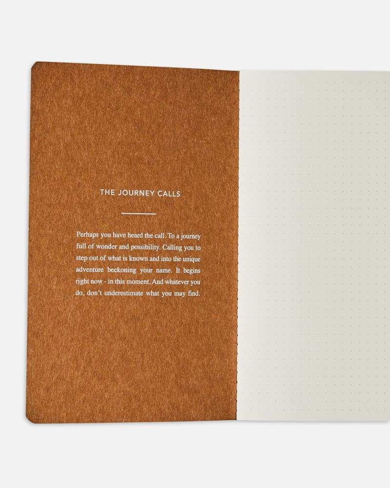 Dotted Journey Notebook - Three Pack Accessories Zorali