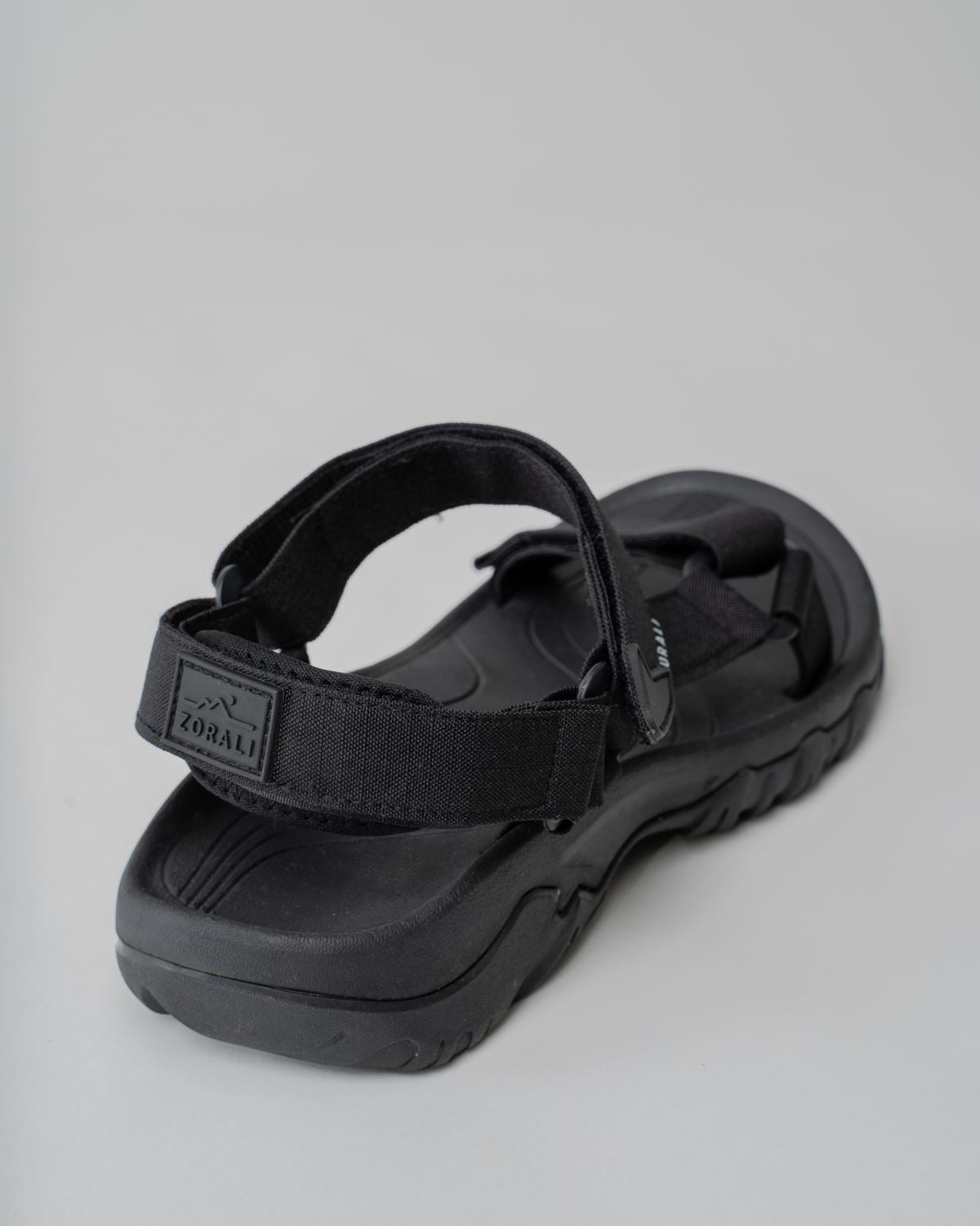 Highlands Sandals 2.0 Black Footwear Zorali