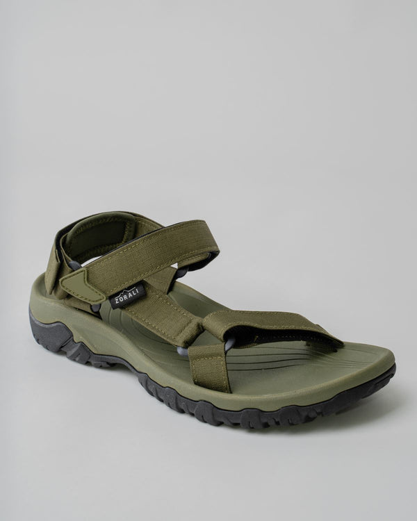 Highlands Sandals 2.0 Olive Footwear Zorali