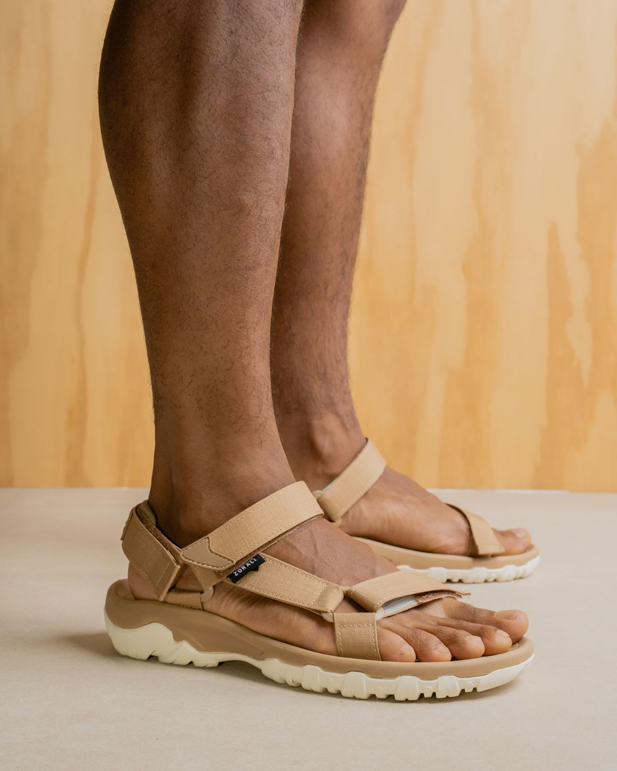 Highlands Sandals 2.0 Tan Footwear Zorali