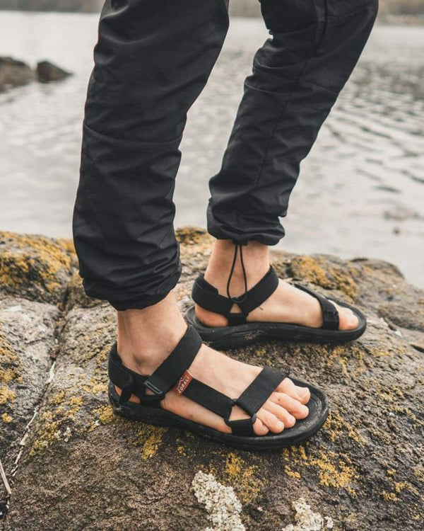 Highlands Sandals Black Footwear Zorali