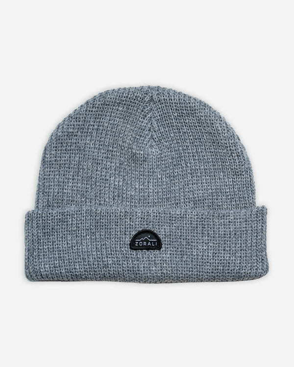 Merino Beanie Cloudy Grey Accessories Zorali