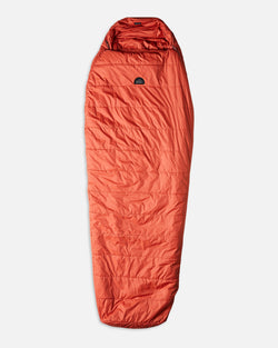 Primaloft® Sleeping Bag Red Clay Sleep Gear Zorali