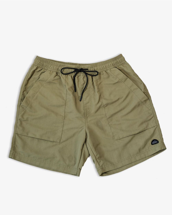 Recycled Venture Shorts Olive Bottoms Zorali
