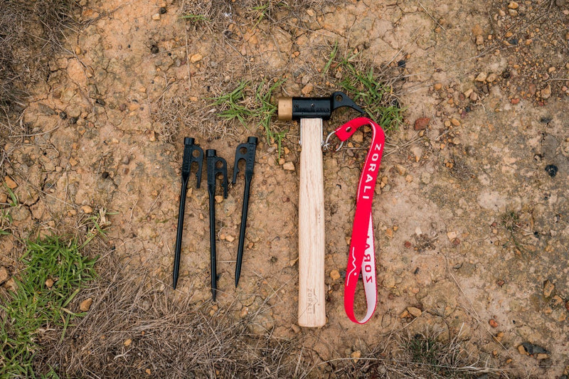 Solid Tent Stakes Tents Zorali