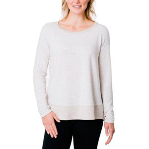 Long Sleeve Terry Top | Womens