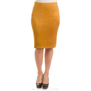 Savannah Sunrise Pencil Skirt | Womens