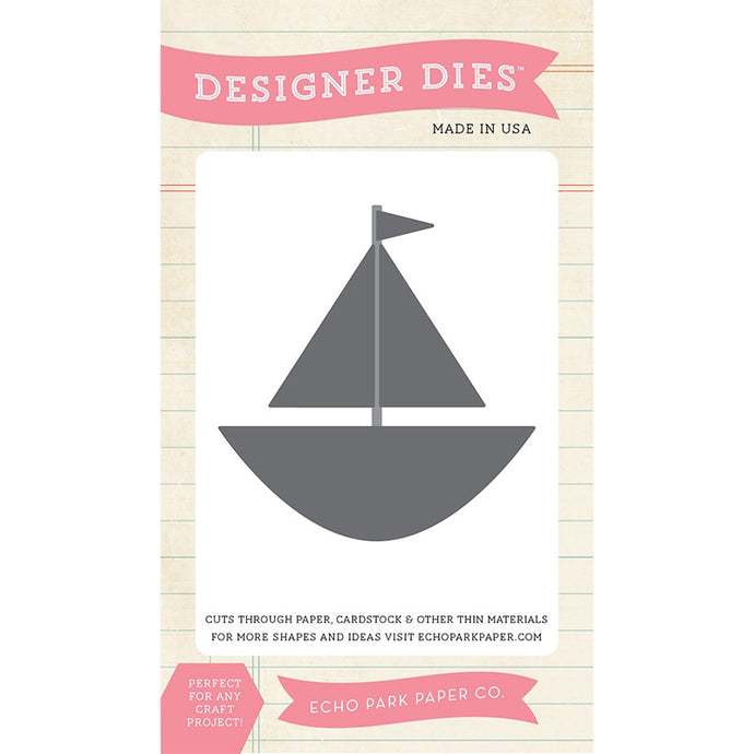 Summer Collection Sailboat Dies