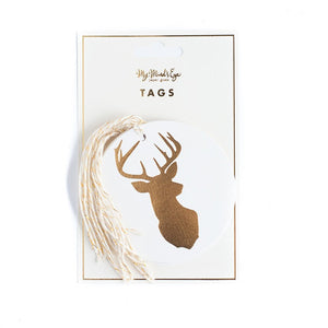 Holiday Tags - Stags