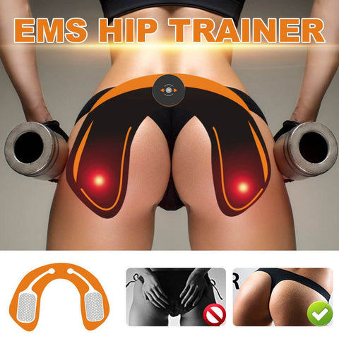 Where To Buy EMS Hip And Buttocks Intelligent Stimulator Trainer