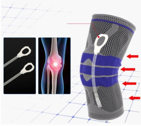 How To Use 360 Compression Knee Sleeve Stabilizer