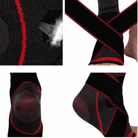 How To Use Achilles Tendon Brace