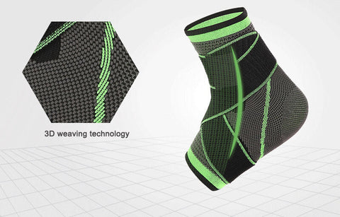 3D Weaving Technology Ankle Brace Protector Reviews