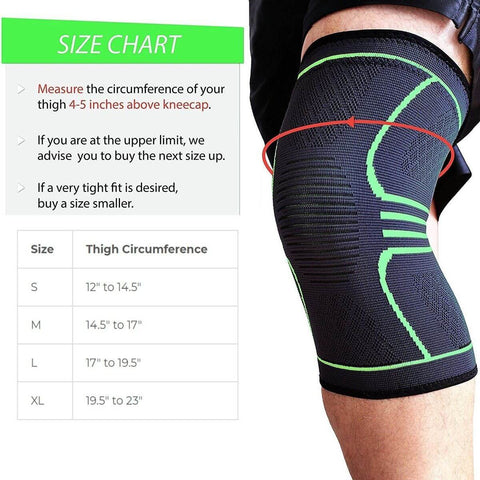 Benefits of Using Compression Knee Sleeve Brace