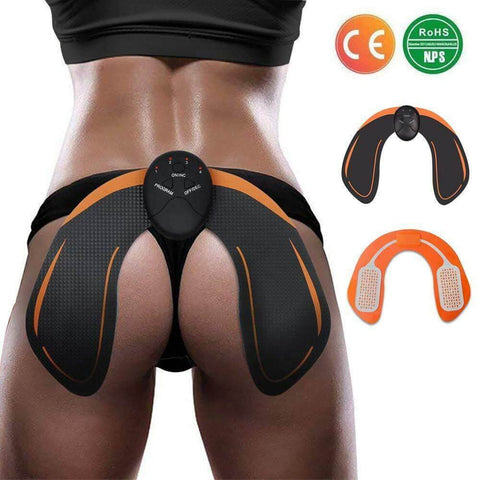 Buy EMS Hip And Buttocks Intelligent Stimulator Trainer Online