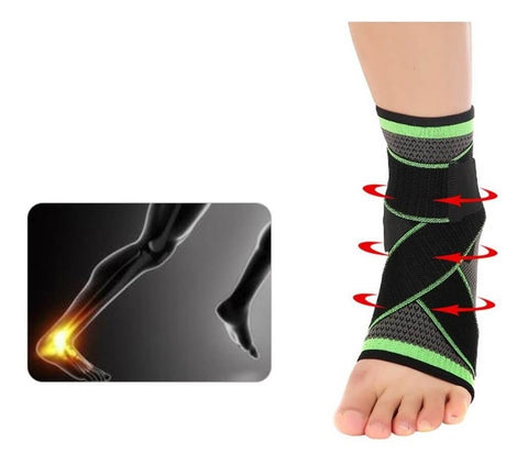 3D Weaving Technology Ankle Support