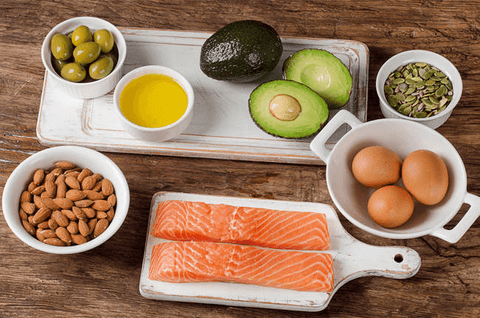 Omega 3 Fatty Foods