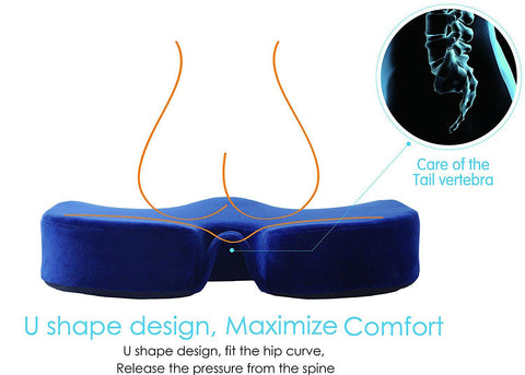 Orthopedic Cushion For Lower Back Pain