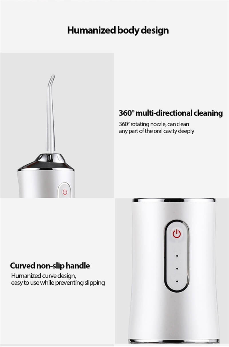How To Clean Water Flosser