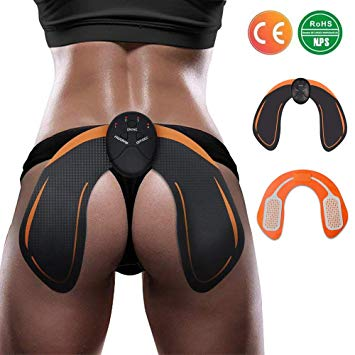 Stimulator Buttocks/Hips Trainer Muscle Toner 6 Modes