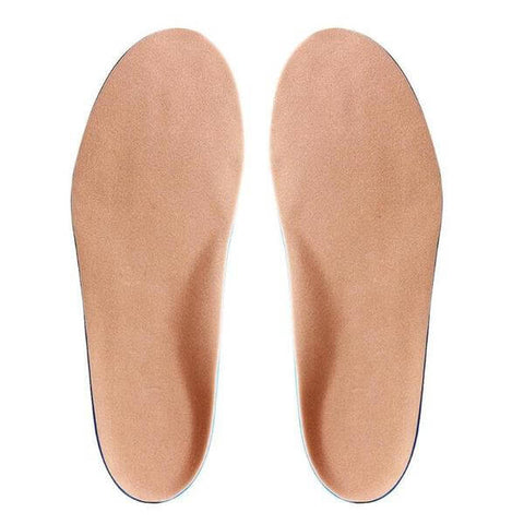 Arch Support Shoe Inserts for Flat Feet, Plantar Fasciitis